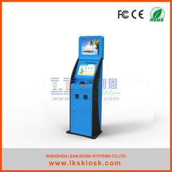LKS cash dispensing machine with dual screen