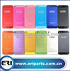 Top seller colors back cover housing for iphone 5 replacement kits Cheap price