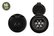 IEC 62196-2 socket/62196-2 Socket/Inlet,62196-2 ev charging europe