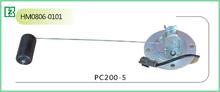 Sk200-3 / 5 / 6 mecánico juego de juntas excavadora pc200-5 pc200-6 tapa del depósito de combustible flotador