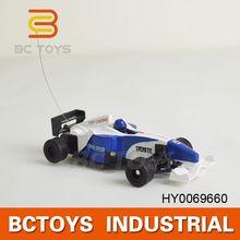 Hot Selling! 777-217 RC Mini F1 Racing car rc crash car with lights HY0069660
