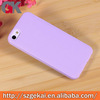 western back tpu mobile phone case cover for iphone 5c