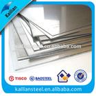 Mill Test Certificate Stainless Steel Sheet