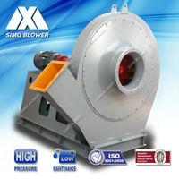 High temperature backward industrial Smoke exhaust blower Fan