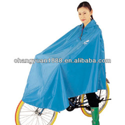 Top sale good quality fashion durable cheap bicycle rain poncho