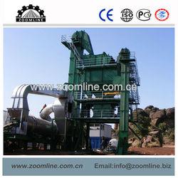 China Hot Selling 160TPH Hot Mix Asphalt Batching Plant/Modular Design 160TPH Asphalt Mixing Plant for Exporting