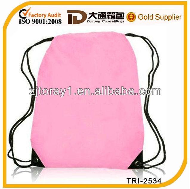 Drawstring bag Reusable Shopping Bags China Supplier
