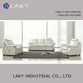 V-5017 bonito confortável seccional sofá de couro lazer