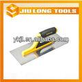 Duplo- cor confortável punho plástico aço carbono ferramentas de reboco