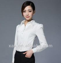 Camisa das senhoras manga comprida feminina camisas pólo