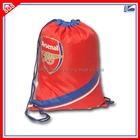 Cheap Custom Polyester Drawstring Gym Sack Bag