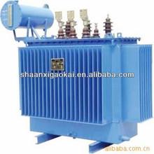 Good quanlity and Best price 11KV S-9 500kva Power Transformer,polymer transformer bushing