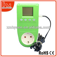 Temperature controller for heating pad