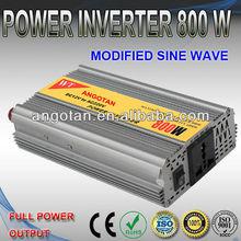 800W power inverter DC 12/24 pure sine wave