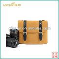 Gf-x037 morden cuir appareil photo reflex numérique sac de rangement