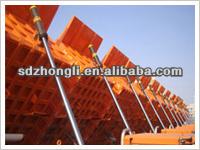 OEM factory price telescopic long stroke hydraulic cylinder dump hoist