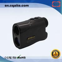 6*24 400m laser measuring device with range finder &speed finder