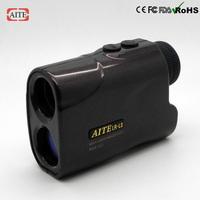 6*24 400m digital laser speed finder with length measuring for hunting