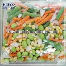 Frozen mixed vegetables 15kg/ctn HACCP