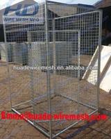 Zinc coated 1.8x1.2m Dog Kennel / Dog panels/ Dog Fences