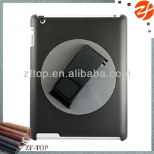 360 degree rotate cover case for iPad,for ipad rotating case