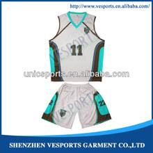 2015 new style basketball jersey