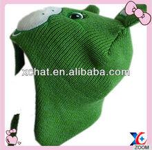 2014 fashion free animal hat knitting patterns beanie hat