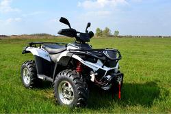 400cc Hydrodrive WOLF420 ATV 4x4