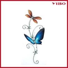 "18.3"" metal hooks with flowers christmas ornament hooks"