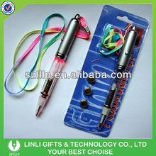 Engrave Logo Light Ball Pen For Sales Promotion