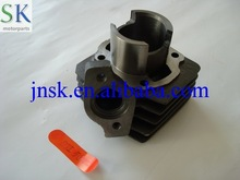 CG/DT/RX/BWS/LETS/DJ1/AD/DIO/JOG/3KJ/TB/ZX Model Motorcycle Cylinder Engine Parts( 40mm-57mm) Made in China