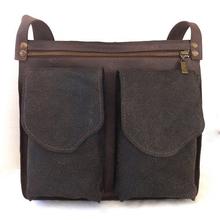 2014 factory direct offer geniune leather men bag