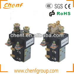 Epoxy high current ac/dc contactor