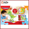 2 in 1 dinosaur projection painting toys children