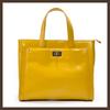 New arts and crafts china wholesale leather woman handbag 2014