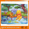 DIY cartoon puzzle preschool education toys manufacturer
