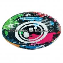 Super Grip Tribal Design Street Rugby Ball