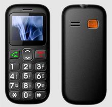 1.77inch big button cheap 3g phones W76C