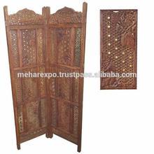 wooden screen/room divider