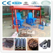 High quality biomass sawdust briquette machine BBQ charcoal making machine