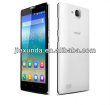 Huawei Honor 3C Quad Core MT6582 Dual SIM 5 inch TFT LTPS 3G WCDMA GSM Android Mobile Phone