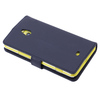 high quality book leather phone case for Nokia lumia 1320