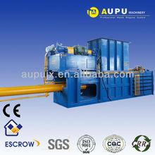 AUPU EPM-80 cardboard baler horizontal baler big square baler