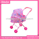 2014 China factory wholesale mini doll prams for kids NO.808-40