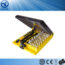 Professional 45 in 1 Magnetic Precision Tool Screwdriver Set