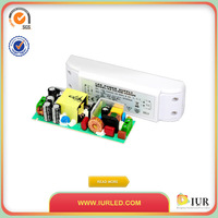 PSE CE efficient LED driver,Constant Current Led adapter 30W 500mA-720mA