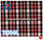 100 natural cotton spandex fabirc twill fabric y/d heavy shirting fabric