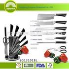 8pcs Professional Kitchen Knife
