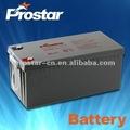prostar agm bateria 12v 200ah