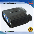 8*25 2000m electronics with laser speed finder for outdoor game